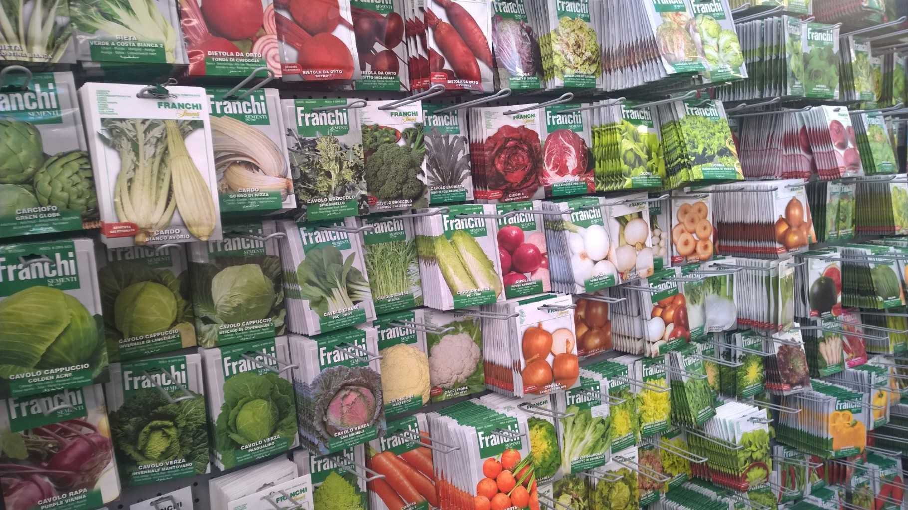 Kitchen Garden Shop Italian Seed Shop Opens In London Published In Kitchen Garden